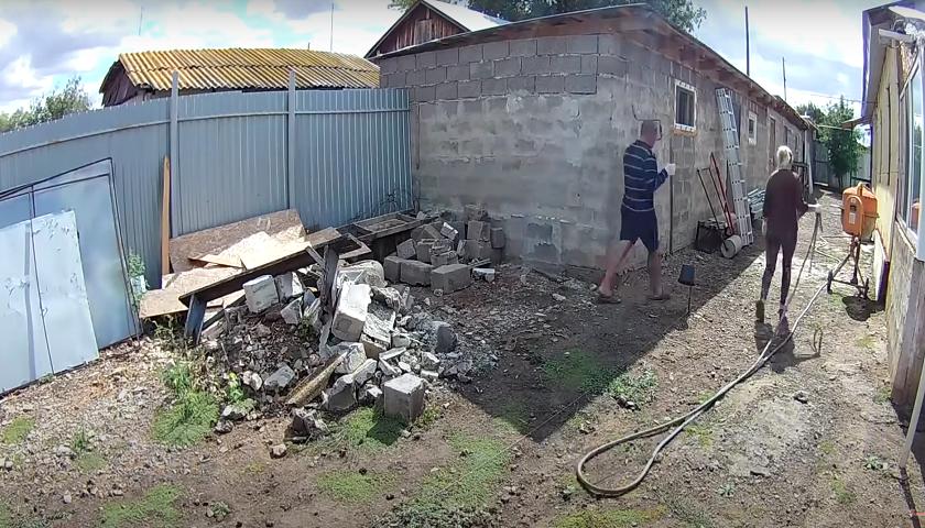 Подготовка участка для постройки
