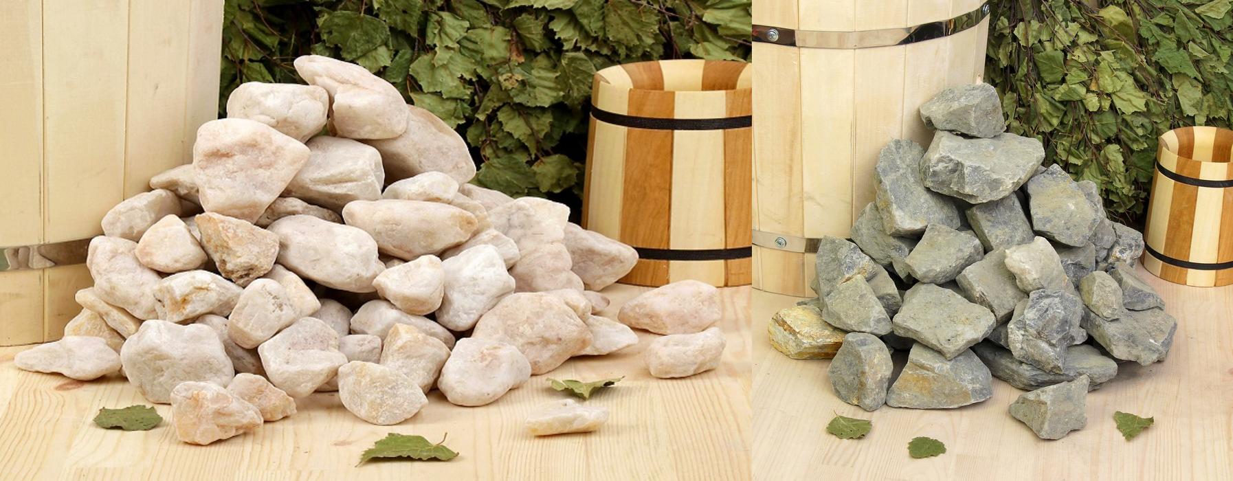 Виды каменок для бани