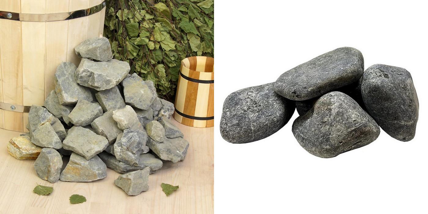 Различные каменки