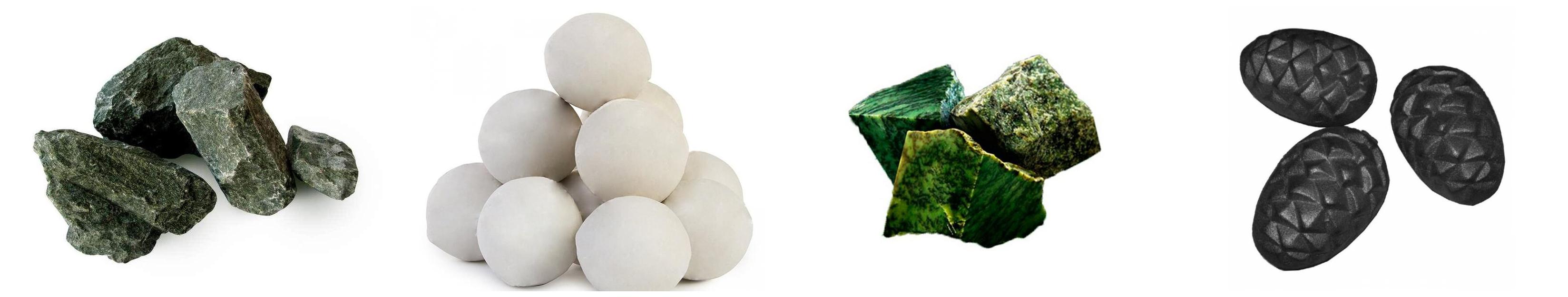 Лучшие камни для бани